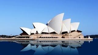 Инженерные идеи: Сиднейский оперный театр(Некоторые здания символизируют собой целые нации, такие, как оперный театр в Сиднее, который немедленно..., 2014-04-18T15:18:27.000Z)