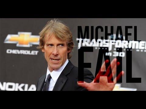 Michael Bay (Director de Transformers) sufre ataque de panico escenico en conferencia Samsung CES