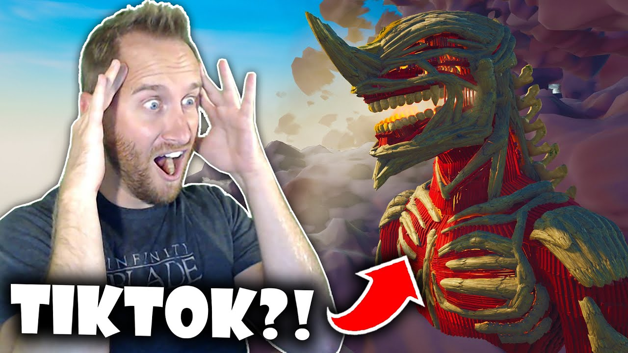 Reacting to the MOST Viewed Fortnite Creative TikToks!