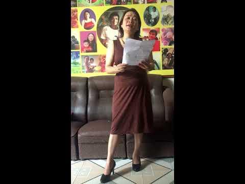 Ngâm thơ Nỗi Nhớ Mẹ Cha - Lê Thị Dũng (Hà Tĩnh)