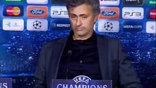 RUEDA DE PRENSA COMPLETA  PORQUE ALGU EN RESPONDAME   Mourinho Tras La Derrota Ante Barcelona