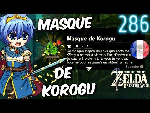 astuce-zelda-breath-of-the-wild-#286-masque-de-korogu-!