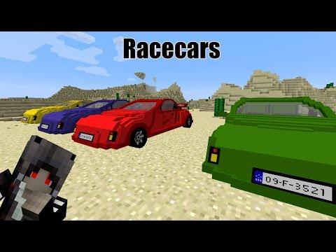 [Review] Minecraft Command Block Racecars รีวิวรถแข่งสุดสมจริง