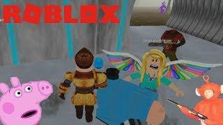 Los Slendytubbies en Roblox--Slendytubbies VS-JULINWORLD 15