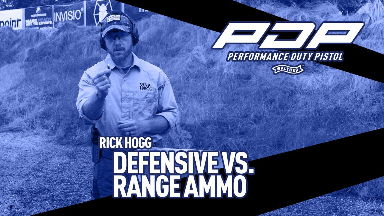Defensive Ammo Vs. Range Ammo, Know What Is Best for Self Defense