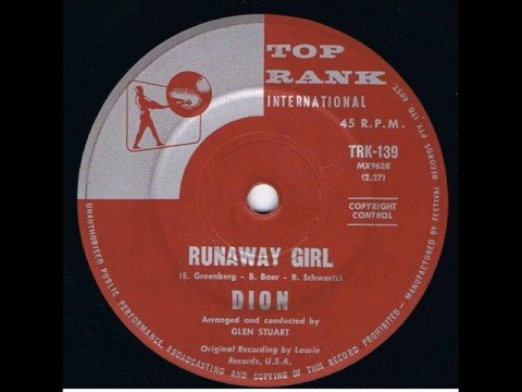 dion the belmonts runaway girl