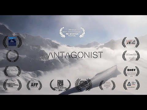 ANTAGONIST Ski Freeride Film  Mickael Bimboes William Cochet