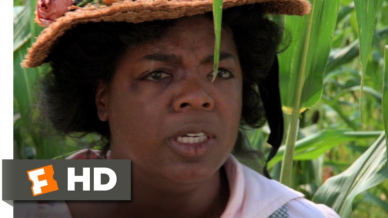 the color purple 26 movie clip all my life i had to fight 1985 hd youtube
