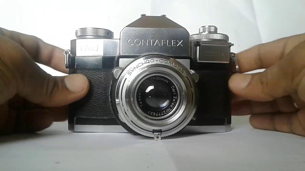 Zeiss ikon Contaflex IV