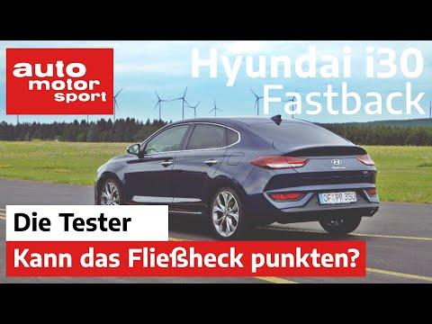 Hyundai I30 Fastback 1.4 T-GDI: Ist Das Fließheck Der Bessere Kauf? Test/Review | Auto Motor & Sport