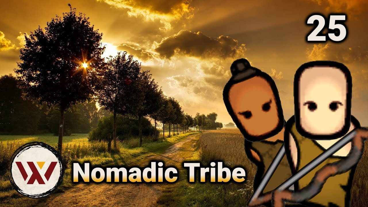I don't See How! Nomadic Tribe #25 - Rimworld 1 0 Merciless No Mods Let's  Play Gameplay