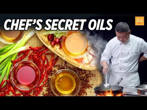 Chef's Secret: The Best Oil for Chinese Recipes
