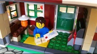 LASTENOHJELMIA SUOMEKSI - Lego city - Joonan lahjatoive - osa 1