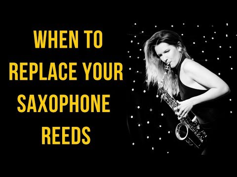 Quick Tip: How to know when to throw away / replace your reed 🎶 Sax Lesson/tutorial