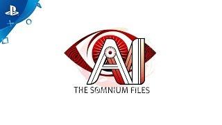 AI: The Somnium Files - Announcement Trailer   PS4