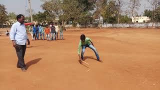 Villages traditional games ZPHS vattimarthy