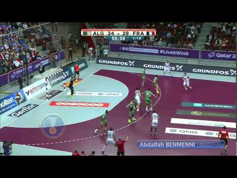 Top five plays for January 22 | IHFtv World Men's Handball