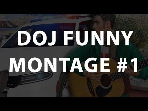 DOJ Funny Montage #1