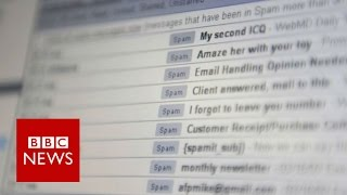 Cyber Attack: Ransomware causing chaos globally - BBC News
