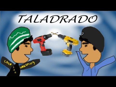 Taladrado - Spanish Rap - Con Presente Perfecto