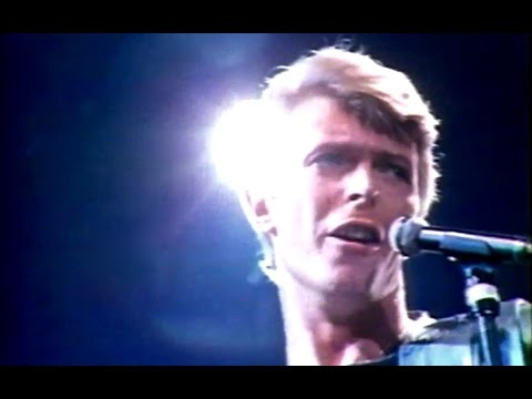 David Bowie – What In The World – Live 1978