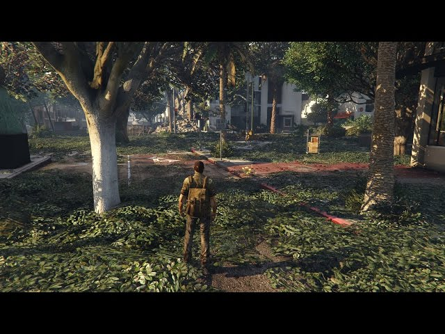 The Last of Us GTA V Mods Look Incredible!   eTeknix