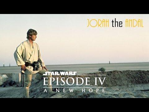 Star Wars Episode IV: A New Hope Soundtrack Medley