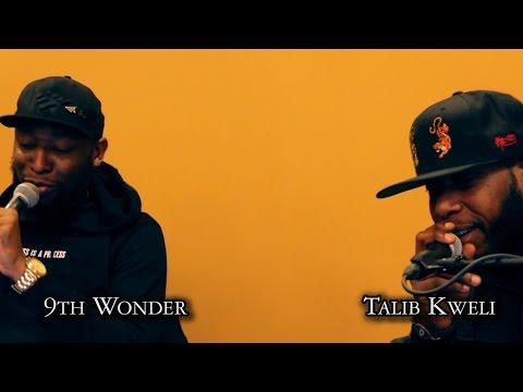Talib Kweli & 9th Wonder: In Conversation