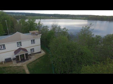 Снять коттедж у озера на выходные в Ленобласти. Сауна, купель, беседка, бильярд, лодка, рыбалка.