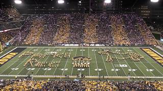 """HMB TV"" Hawkeye Marching Band Halftime Show / October 12, 2019"