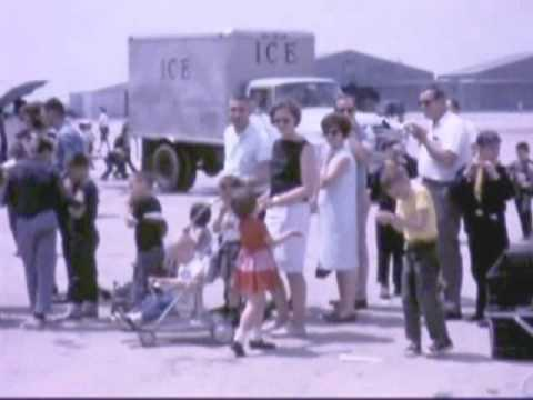 McGuire Air Force Base 1966