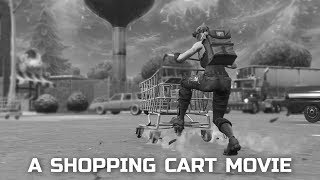 Real Fortnite Shopping Cart Gameplay ..
