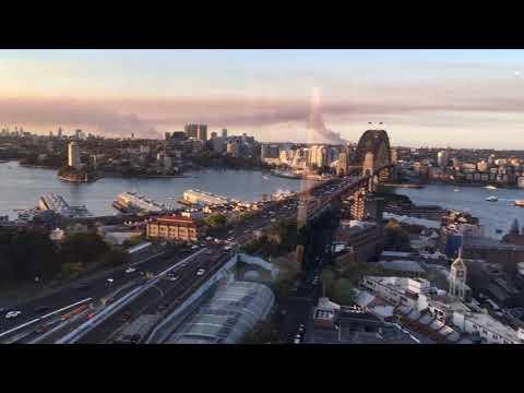 Shangri-La Sydney A Quick Room Tour