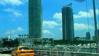 № 2445 Америка Майами Miami Florida - Небоскребы 10.05.2012