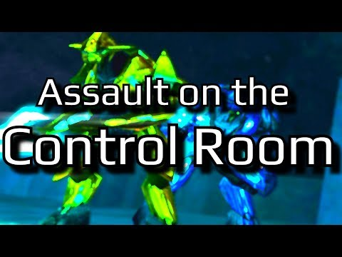 Assault on the Control Room! | 16 Years of Halo