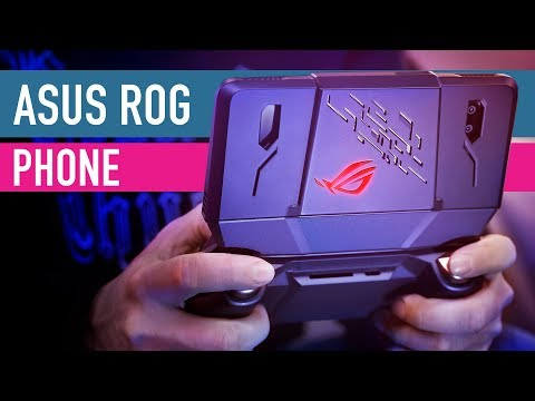 Asus ROG Phone hands-on review: Razer phone 2.0