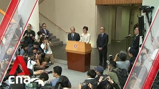 Withdrawal of Hong Kong extradition Bill: Beijing supported Carrie Lam