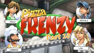 Pizza Frenzy - Gameplay Part 20 (Day 62 to 63) Moon Base Alpha