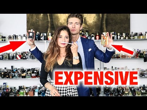 Battle of the Most Expensive Fragrances