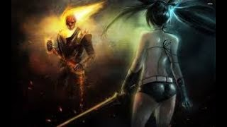 Spiderbait: Ghost riders in the sky. -Nightcore-