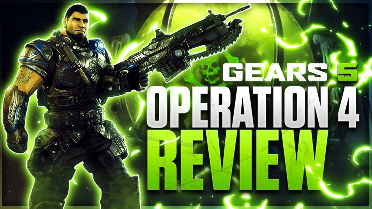 Gears 5 - NEW UPDATE OFFICIAL REVIEW - FIRST IMPRESSIONS! thumbnail