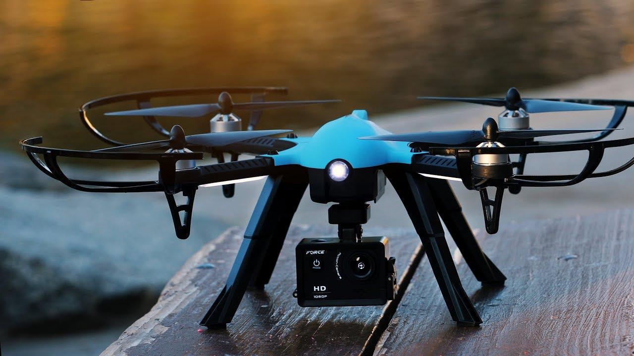 Is This The BEST BUDGET DRONE For Beginners