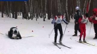 самая фантастическая гонка лыжников