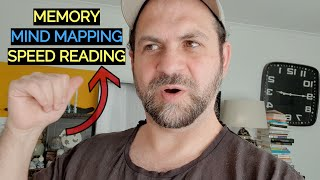 Memory Techniques, Speed Reading & Mind Mapping