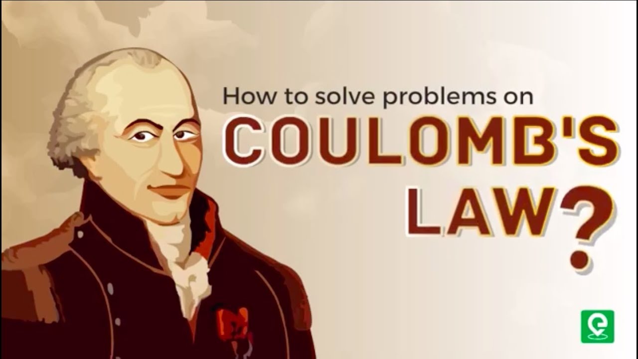 Solving problems on Coulomb's Law | Electrostatics | Physics | IIT JEE | NEET