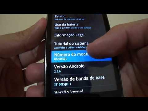 Samsung Galaxy Ace 2 - Review rápido - Processador, memória e câmera
