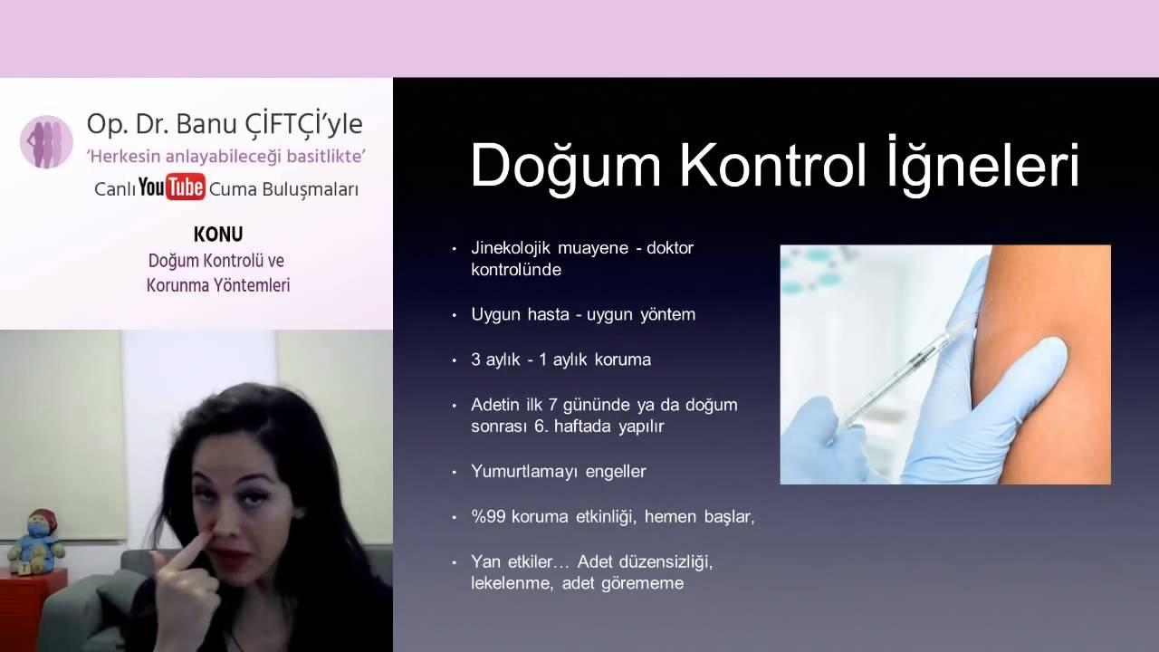 Doğum Kontrol Yöntemleri Nelerdir Nasıl Uygulanır