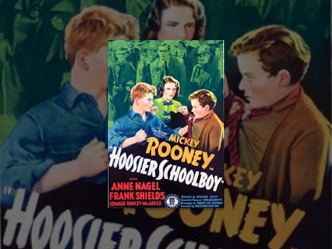 HOOSIER SCHOOLBOY | Mickey Rooney | Full Length Drama Movie | English | HD | 720p