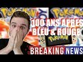 POKEMON RPG SWITCH, 100 ANS APRES ROUGE & BLEU !! | BREAKING NEWS !!