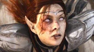 The Elder Scrolls Online — Осада. CGI трейлер (HD)